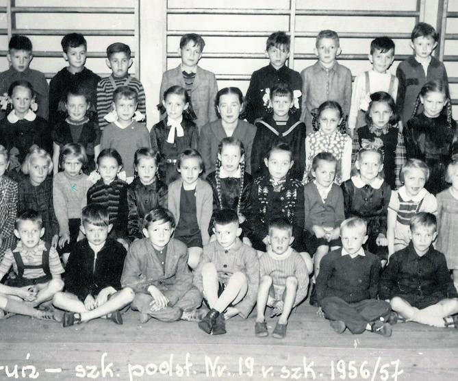 Moja pierwsza klasa w Szkole Podstawowej nr 19<br />