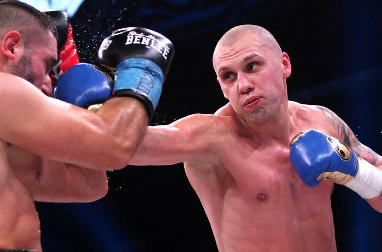 Głowacki od sierpnia ubiegłego roku jest mistrzem świata federacji WBO