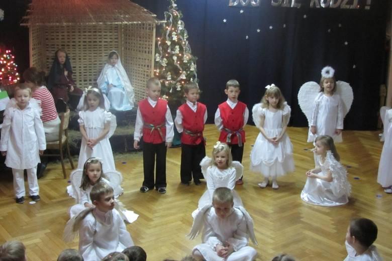 Przegląd Jasełek i Opowieści Bożonarodzeniowych (zdjęcia)