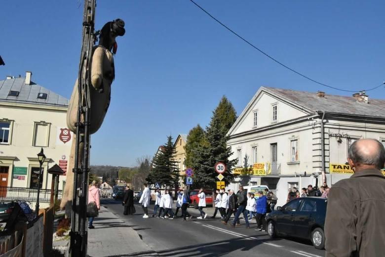Sąd nad Judaszem w Pruchniku. Jest komentarz biskupa Konferencji Episkopatu Polski