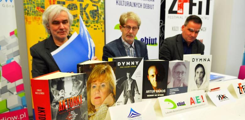 Porozumienie z FilmFestival Cottbus i Żarskim Domem Kultury podpisane. Możemy wypatrywać na II Zielonogórskim Festiwalu Filmu i Teatru: Anny Dymnej,