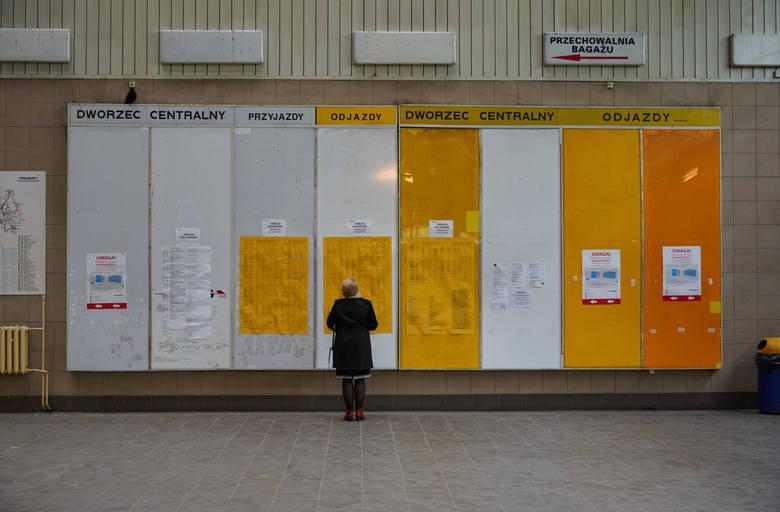 Pamiętacie jeszcze stary wrocławski dworzec autobusowy?