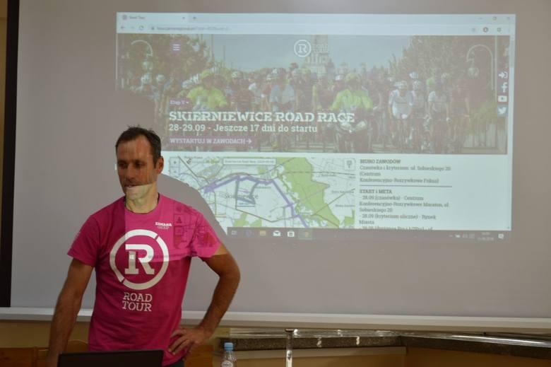 II edycja Skierniewice Road Race odbędzie się pod koniec września