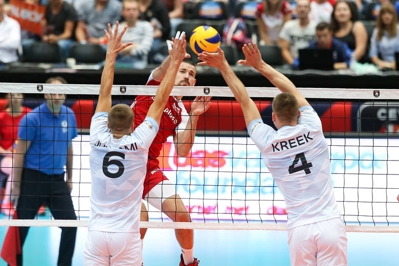 Reprezentacja Polski wygrała z Estonią 3:1 w swoim pierwszym meczu mistrzostw Europy. Biało-Czerwoni mieli trudną przeprawę z agresywnie grającym przeciwnikiem.