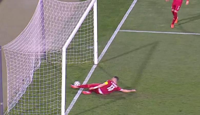Eliminacje MŚ 2022. Serbia - Portugalia 2:2. Cristiano Ronaldo nie uznano prawidłowego gola! Wkurzony zszedł z murawy