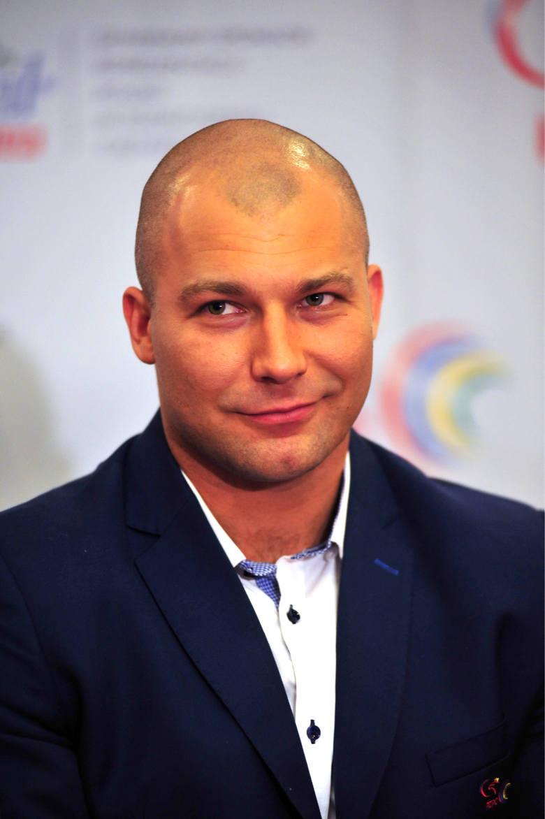 Bartłomiej Bonk - brązowy medalista olimpijski z Londynu