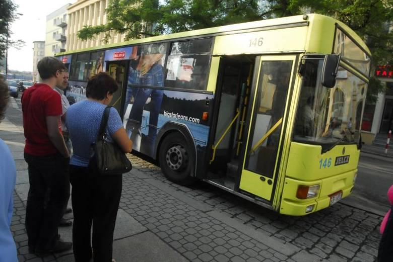 Autobusy linii 15 w Opolu pojadą inną trasą. Lepszą dla pasażerów
