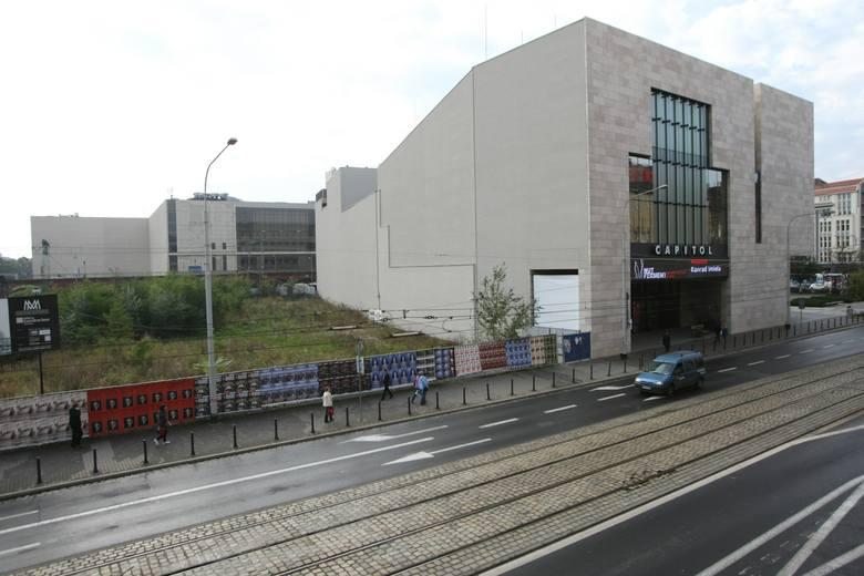 Leszek Czarnecki kupił ziemię, na której miał powstać hotel Hilton
