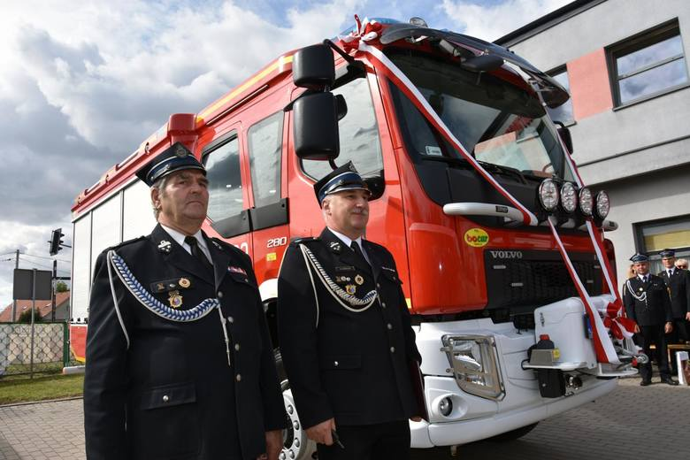 Podkarpackie jednostki OSP otrzymają 31 nowych średnich i lekkich samochodów ratowniczo-gaśniczych. Środki finansowe pochodzą z Ministerstwa Spraw Wewnętrznych