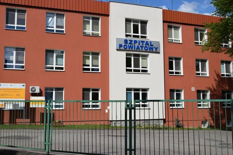Więcborski szpital zawiesza  planowe przyjęcia i ogranicza do minimum udzielanie wszelkich świadczeń.