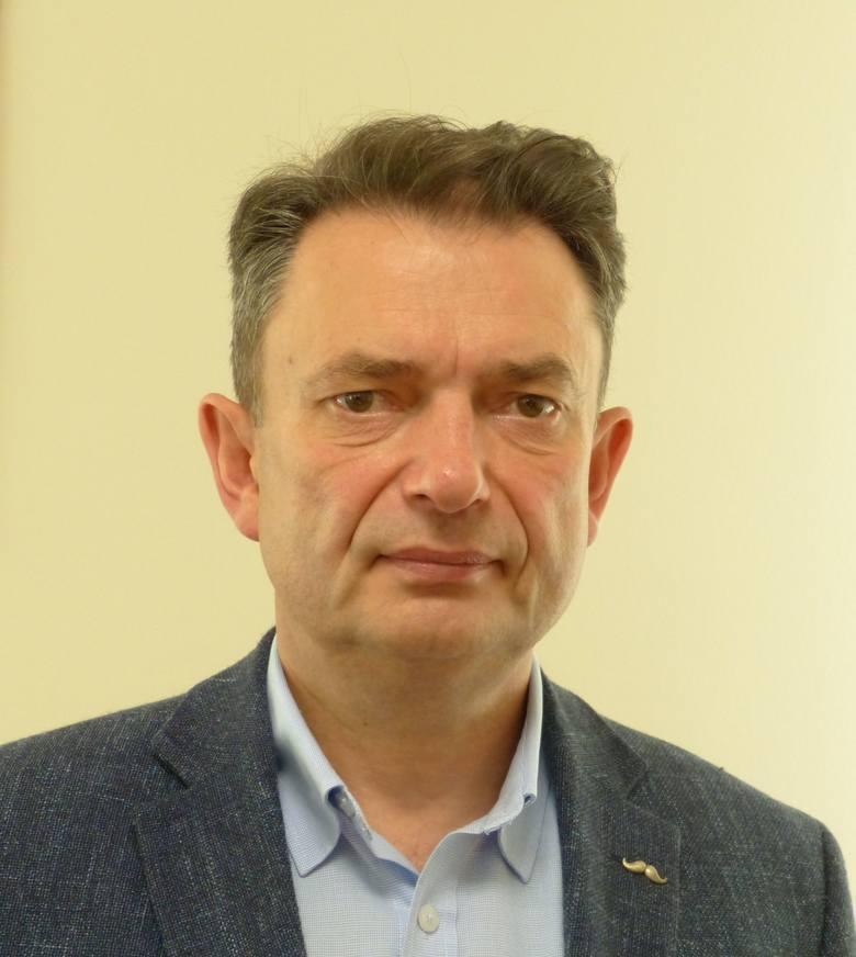 Okręgowy Inspektor Pracy w Zielonej Górze Jerzy Łaboński