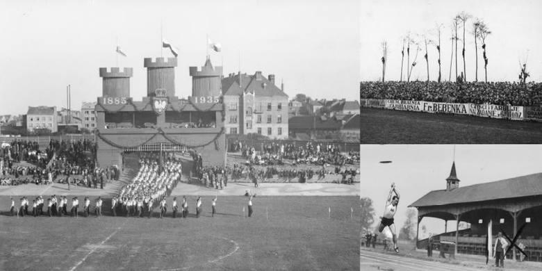 Stadiony przedwojennego Krakowa. Były nawet jupitery! [ZDJĘCIA]