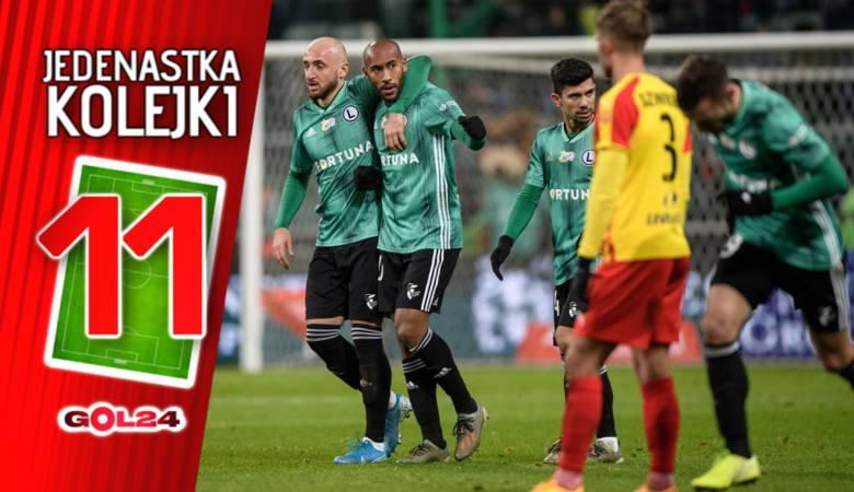 PKO Ekstraklasa. Na własnym stadionie Legia Warszawa nie ma dla nikogo litości. Po rozbiciu Wisły Kraków (7:0) i Górnika Zabrze (5:1) ostro rozprawiła