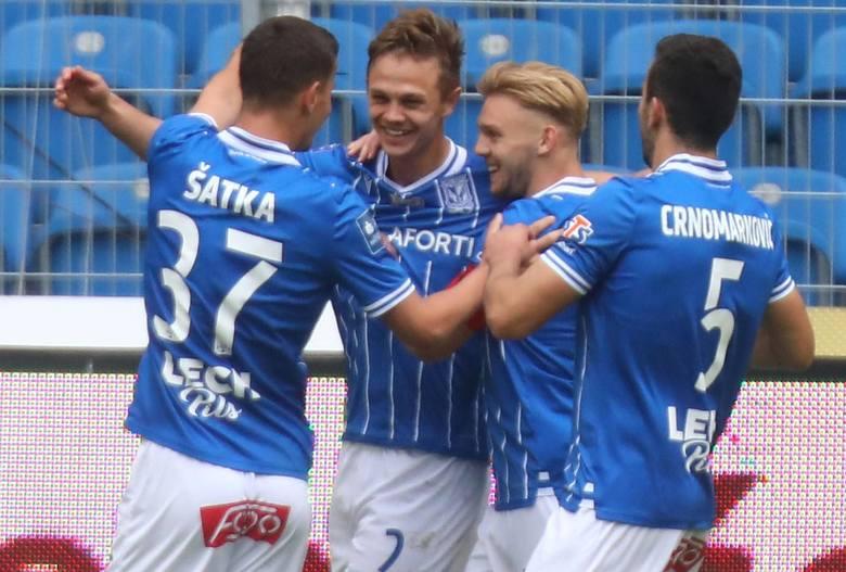 Lech Poznań w ciągu ostatnich lat nie sprzedawał swoich piłkarzy za miliony euro. Teraz jednak wrócił do wcześniejszego trendu. W trwającym okienku transferowym
