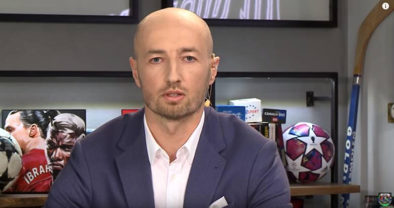 """Łukasz Trałka zadebiutował jako prowadzący program ligowy """"Liga PL"""", który emitowany jest w nowym """"Kanale Sportowym"""""""