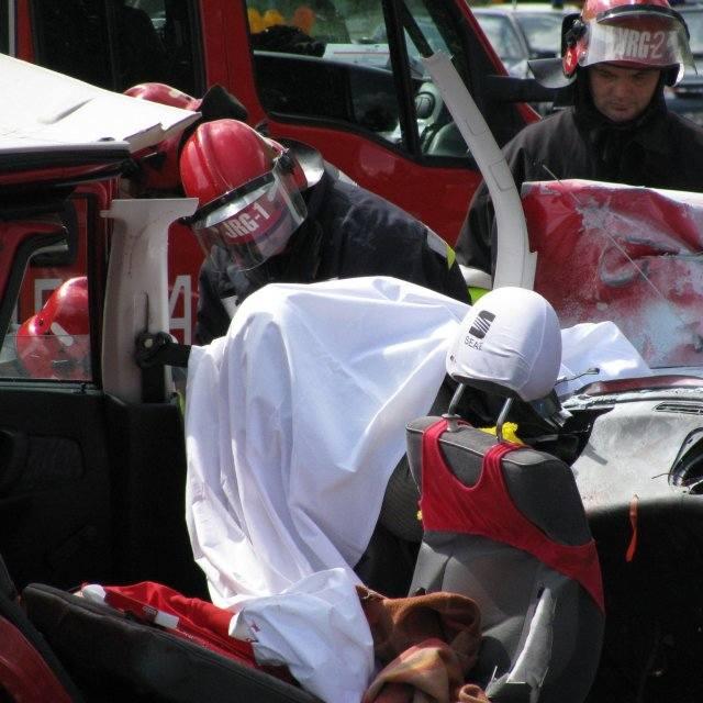 Wypadek w Młynarzach. Cztery osoby poniosły śmierć
