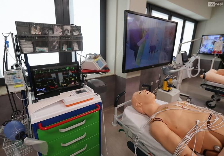 Najnowocześniejsze Centrum Symulacji Medycznej już działa na PUM-ie