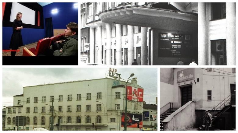 Pierwsze kino otwarto w Poznaniu w 1903 r. Od początku XX wieku do dziś działa mieszcząca się przy ul. Święty Marcin Muza. Wiele kin zostało zamkniętych