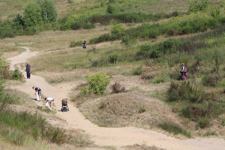 Rezerwat przyrody co kilka lat jest sprzątany przez mieszkańców. Dwa lata temu w akcji sprzątania brało udział około 50 osób.