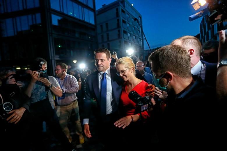 - Polska powinna poprzeć unijne cele związane z ochroną klimatu, zielonym ładem - powiedział.