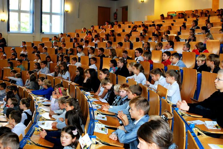 Bytomski Uniwersytet Dziecięcy rozpoczyna działalność