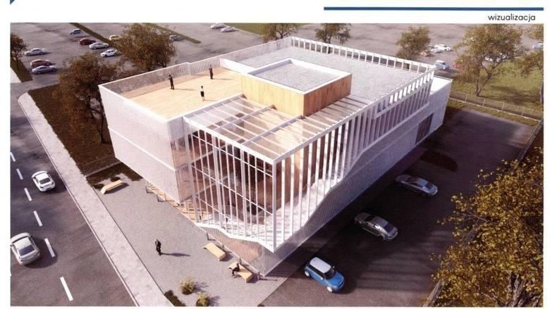 Siedziba TVP przy ul. Piłsudskiego w Gorzowie ma powstać do 2023 r.