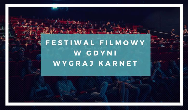 Festiwal Polskich Filmów Fabularnych w Gdyni 2018. Wygraj karnet na wybrany dzień festiwalu!