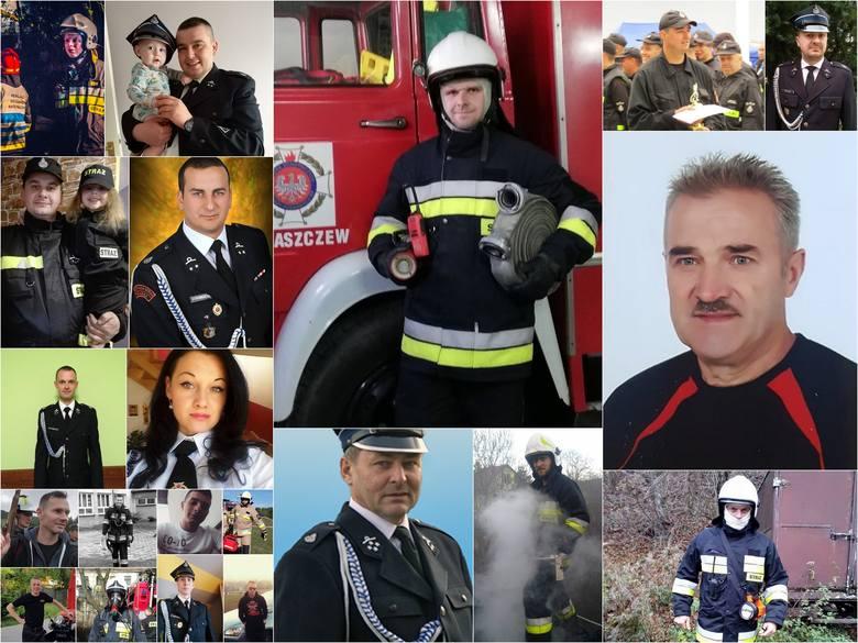 STRAŻAK PODKARPACIA 2019 | Oto laureaci etapu powiatowego w kategorii Strażak OSP Roku