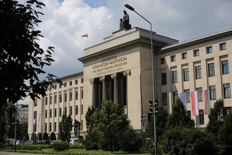 11. Akademia Górniczo-Hutnicza im. Stanisława Staszica w Krakowie Liczba kandydatów na miejsce:4,3