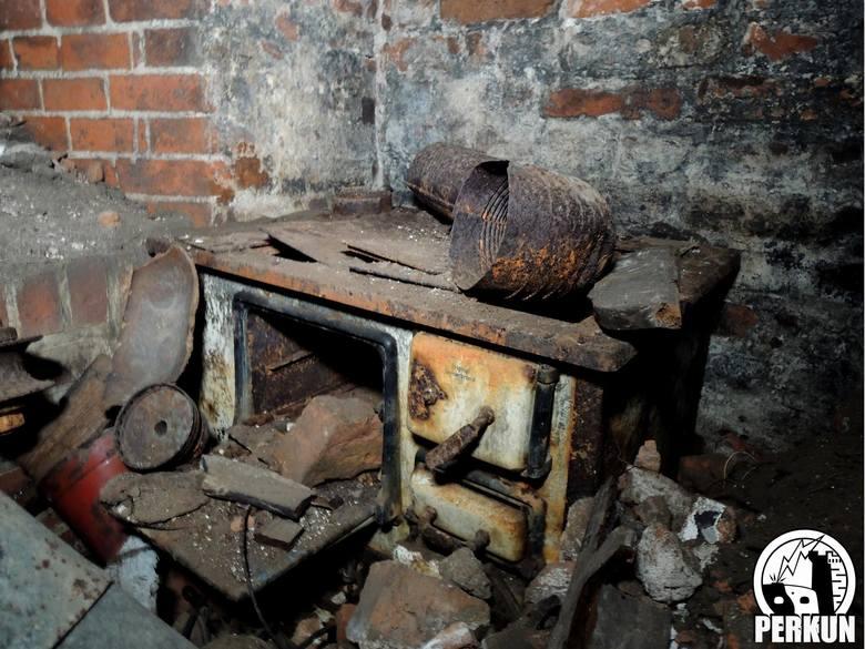 piwnice na Starym Mieście w Kostrzynie