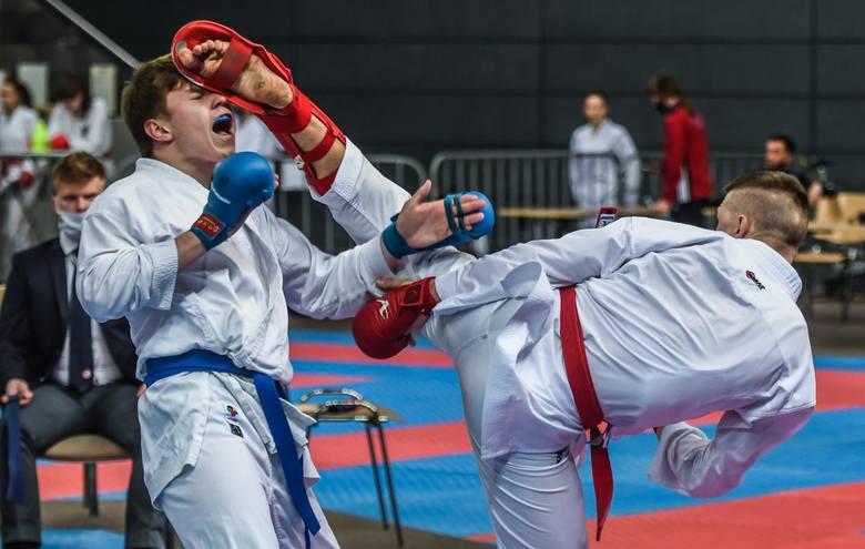 Zawody Karate Central Europe Open odbyły się w Bydgoszczy [zdjęcia]
