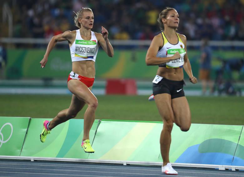 Brazylia, zawody lekkoatletyczne na stadionie olimpijskim w Rio de Janerio