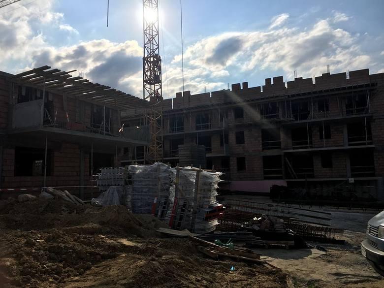 Nowa inwestycja w Łańcucie - Nowoczesny Kompleks Mieszkaniowy