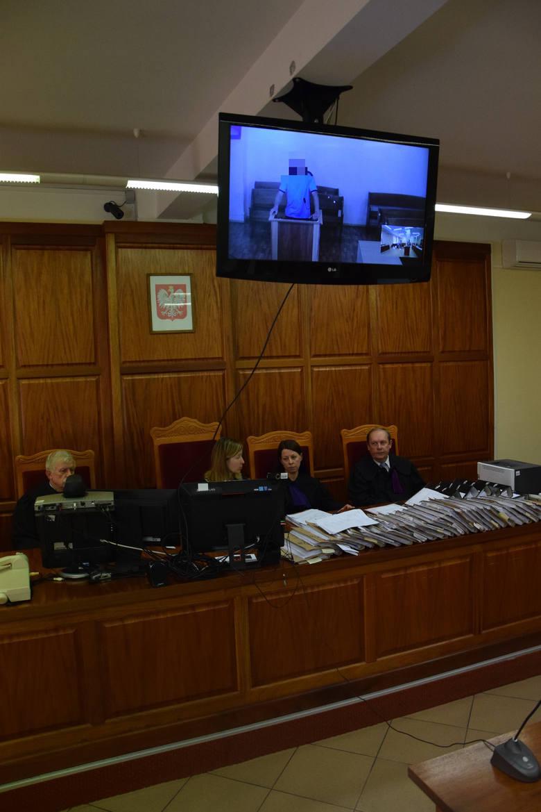 To była pierwsza wideokonferencja gorzowskiego sądu z Ukrainą.