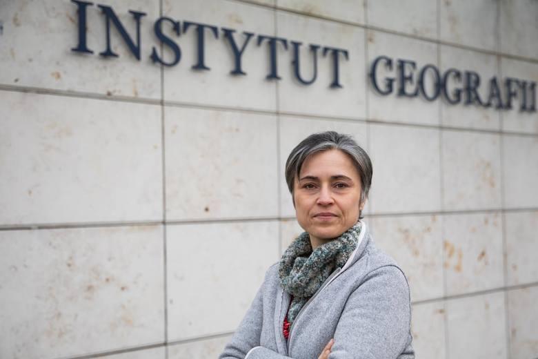 Anita Bokwa jest pierwszą kobietą, która pokrzyżowała szyki w statystykach jednego z najstarszych w Europie instytutów geografii
