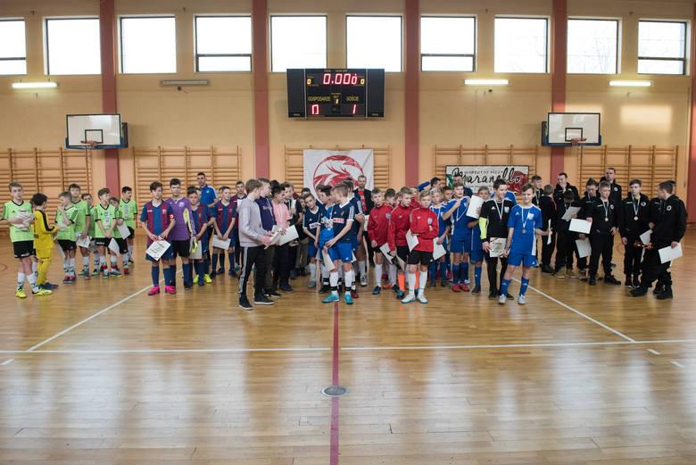 Halowy turniej Dragon Cup [zdjęcia]