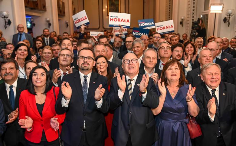 Sztab wyborczy PiS