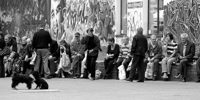 Łódź w latach 90.