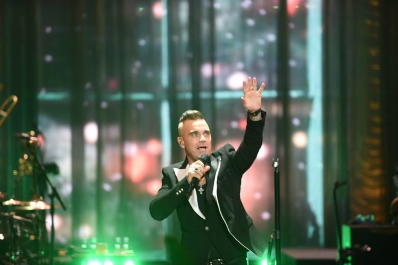 Koncert Robbiego Williamsa w Toruniu