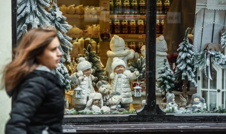 20.11.2017 bydgoszcz boze narodzenie wystroj swieta nastroj zakupy  fot.dariusz bloch/polska press