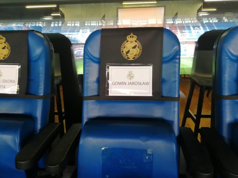 Kto ze znanych osób zasiada w loży prezydenckiej na stadionie Wisły Kraków [GALERIA]