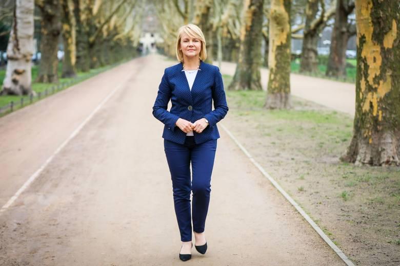 Małgorzata Jacyna-Witt: Prezesem będę najwyżej 3 miesiące [WIDEO]