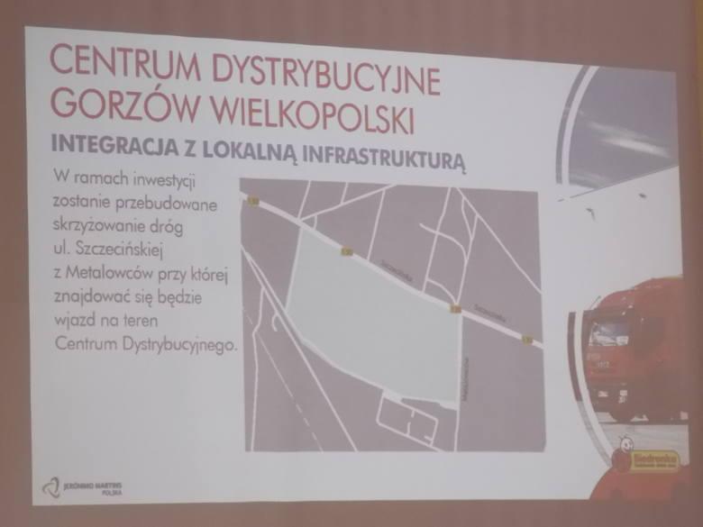 Inwestycja miała kosztować 50 mln zł. W planach była m.in. przebudowa układu drogowego.