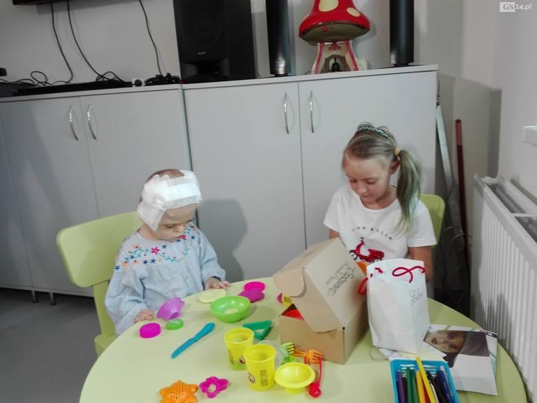 """Szpital """"Zdroje"""" w Szczecinie. Unikalna operacja korekcji czaszki u 5-letniej Tosi [ZDJĘCIA]"""