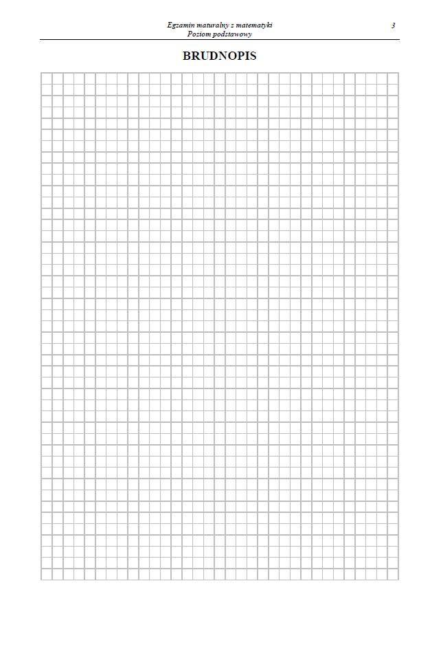 Matura 2014: Matematyka [ODPOWIEDZI, ARKUSZE] - poziom podstawowy