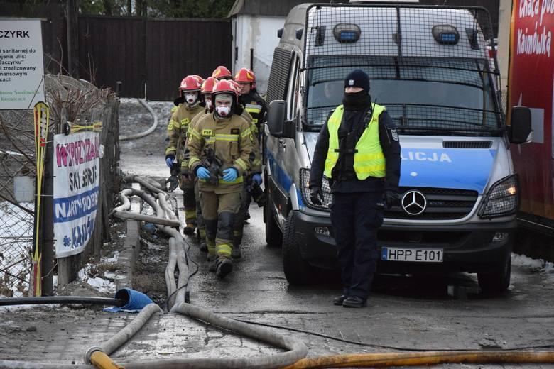 Tragedia w Szczyrku. Wybuch gazu zabił 6 osób. 2 są poszukiwane