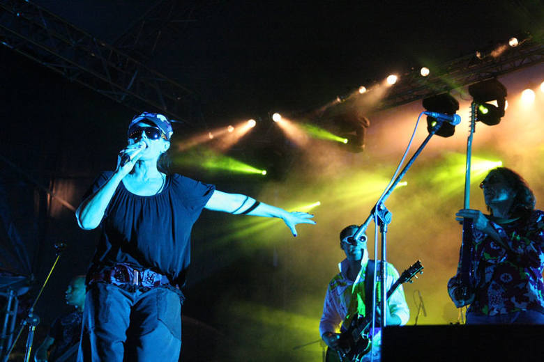 Dni Miasta Białegostoku 2008 - koncert Maanam. Ktoś pamięta?
