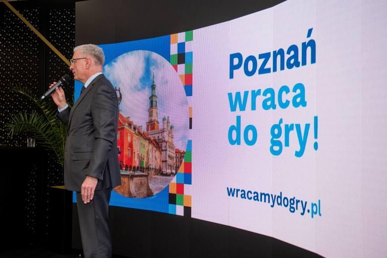 Tomasz Kobierski, prezes MTP