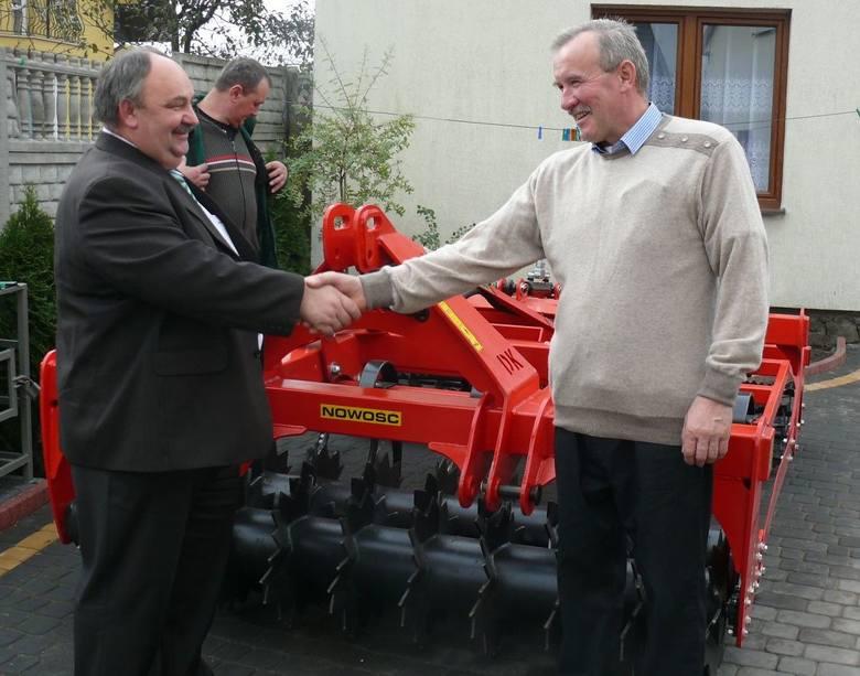dziekan maszyny rolnicze