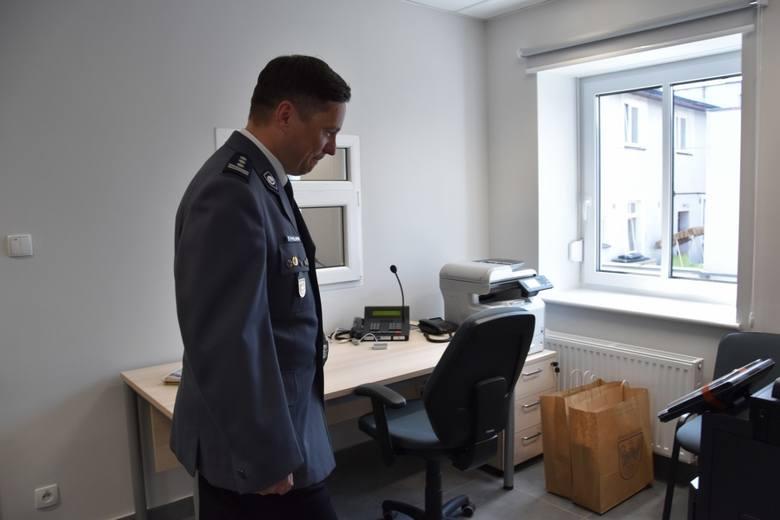 We wtorek, 6 sierpnia otwarto zmodernizowany komisariat w Rakoniewicach.  Stanowiska pracy w komisariacie wyposażono w nowoczesny sprzęt teleinformatyczny